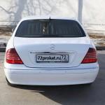 MercedesS500 W220
