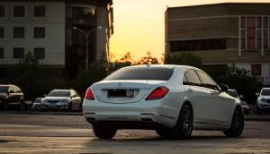 Mercedes S500 W222