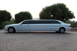 Лимузин Mercedes Pullman
