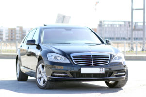 Mercedes S500 W221